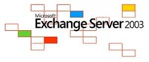 Exchange2003